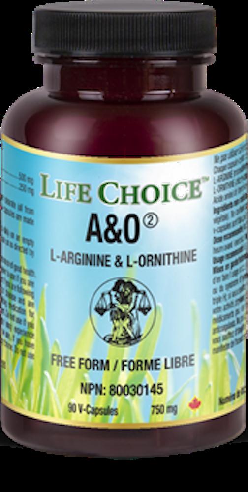 A-O (L-Arginine et L-Ornithine)