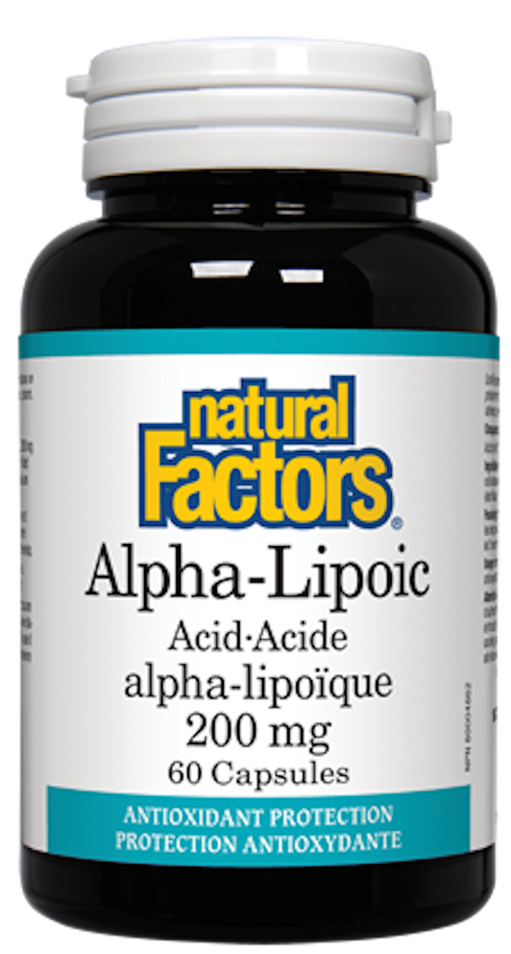 Acide Alpha-Lipoïque - 200 mg