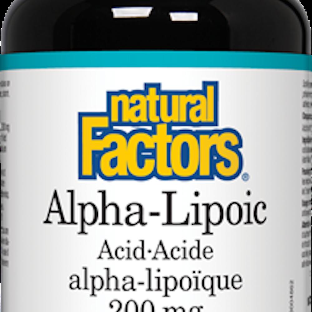 Acide Alpha-Lipoïque - 200 mg