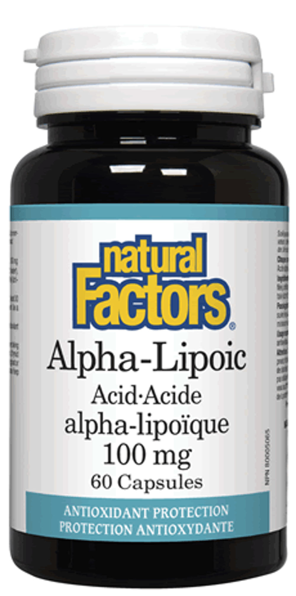 Acide Alpha-Lipoïque - 100 mg