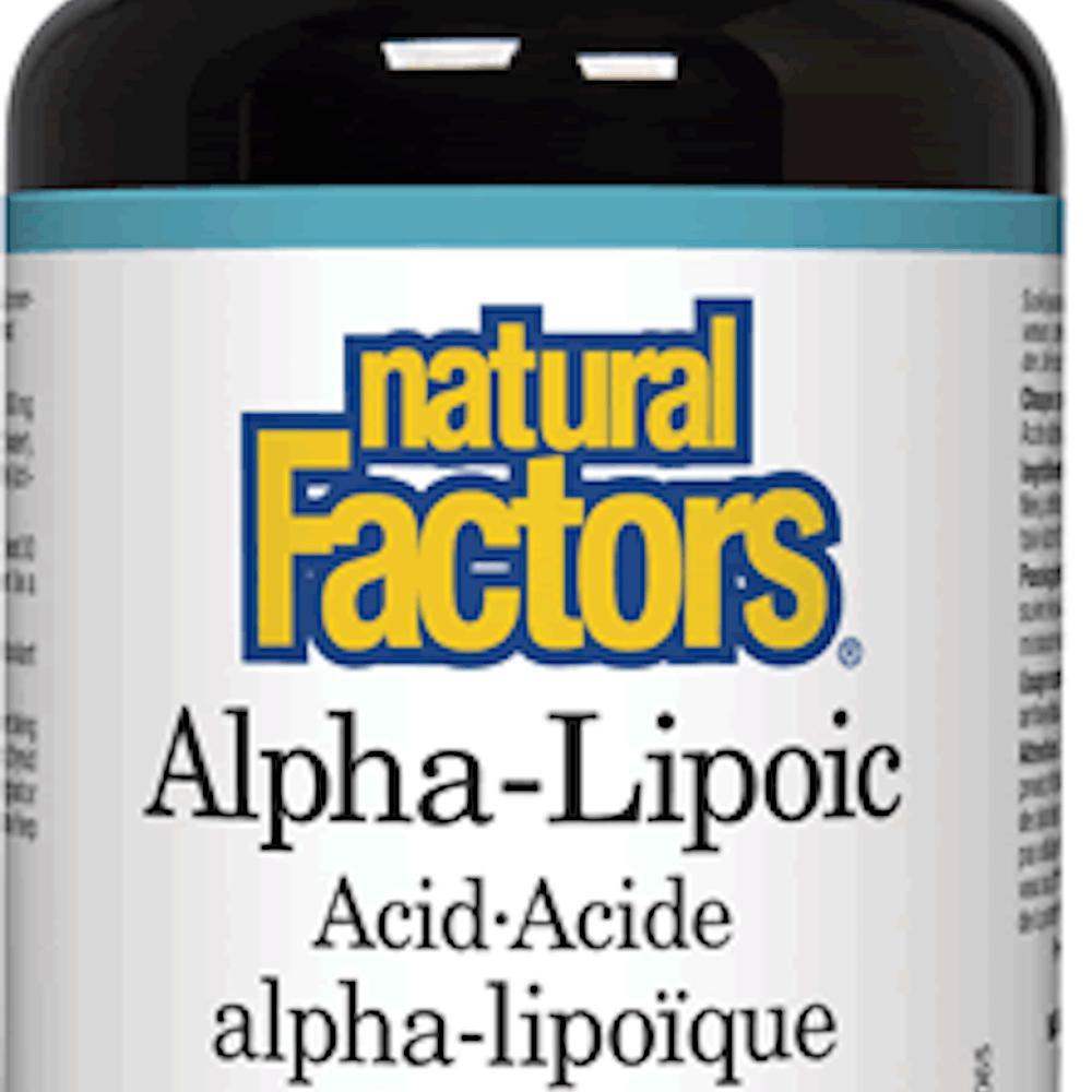 Acide Alpha-Lipoïque - 100 mg