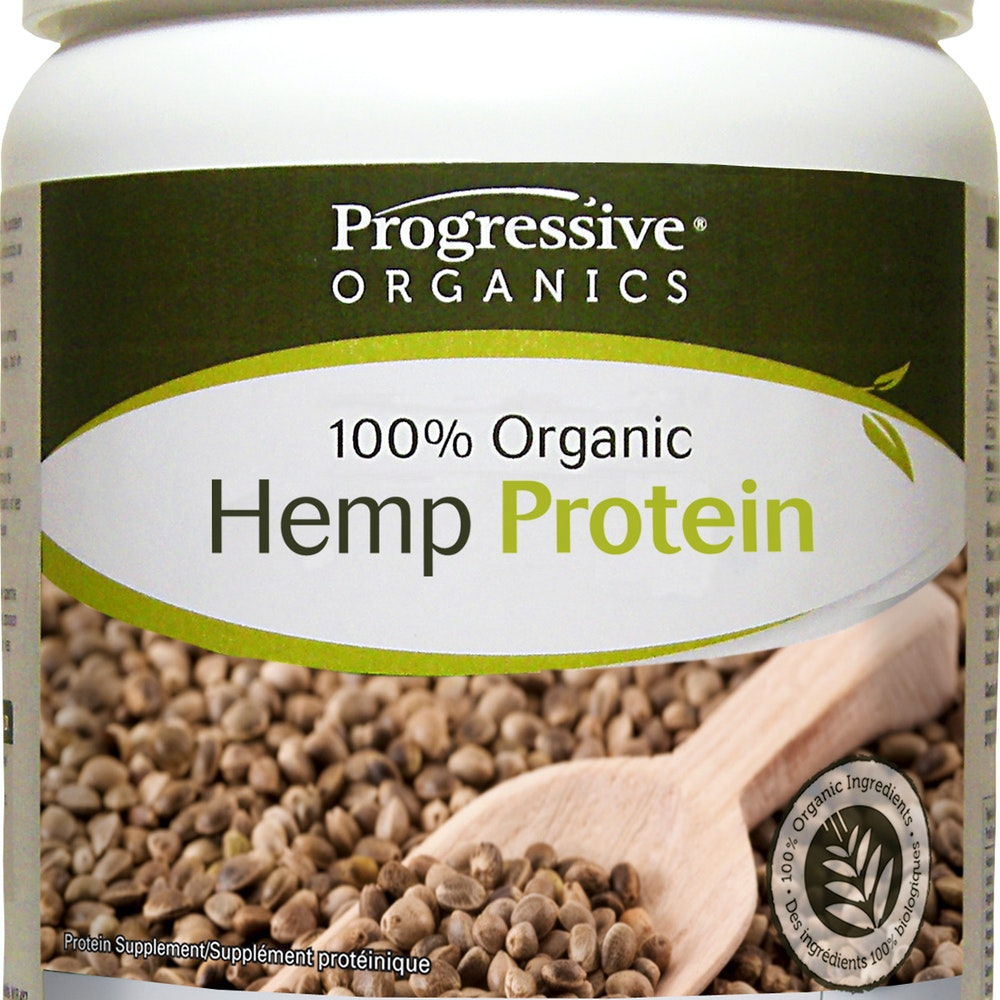 Proteine de Chanvre Biologique (Sans saveur)
