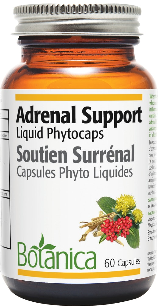 Adrenal Support Liquid Phytocaps