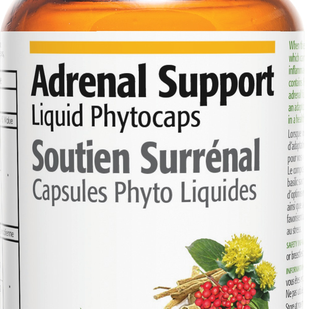 Adrenal Support Liquid Phytocaps