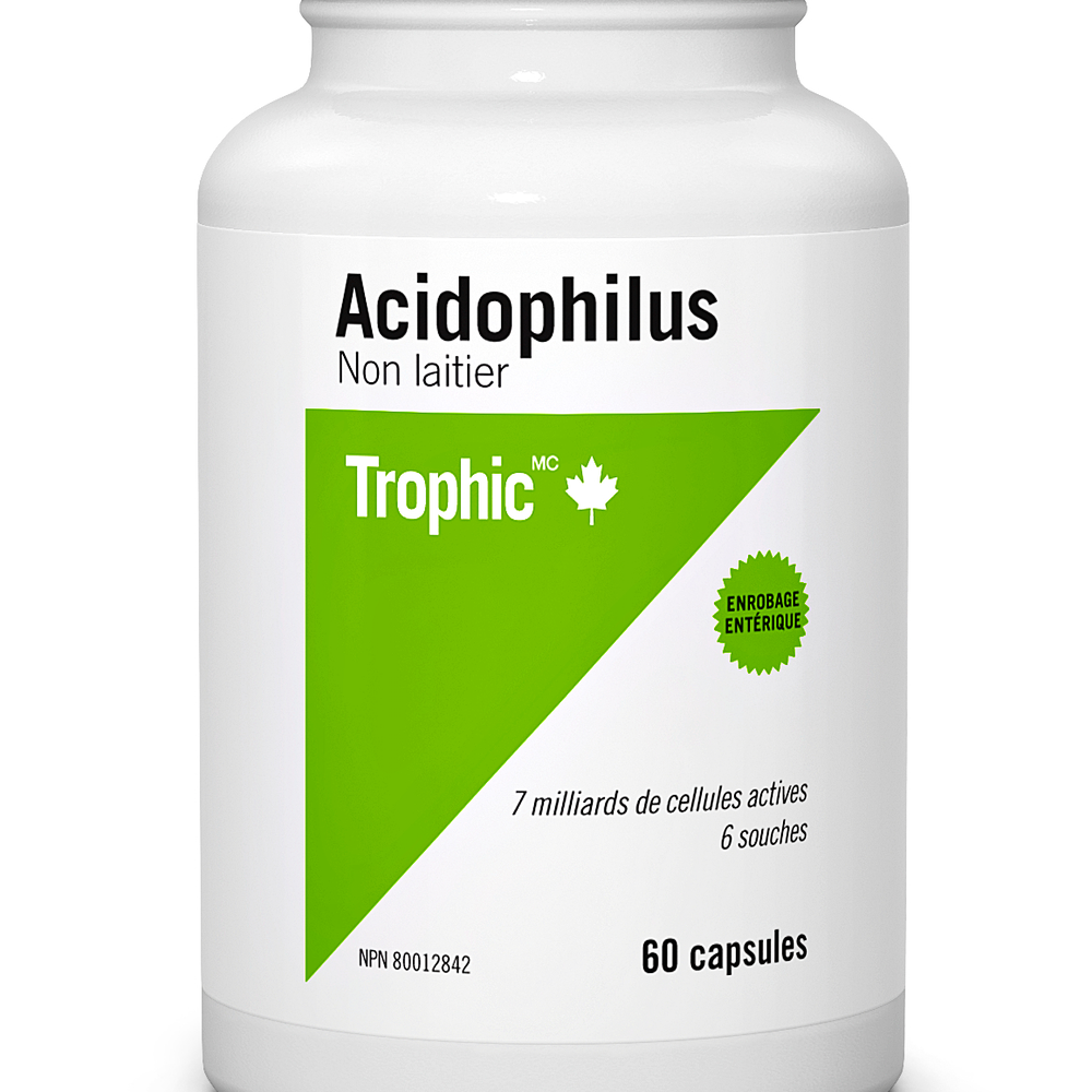 Acidophilus 7 Billion (enteric coated)