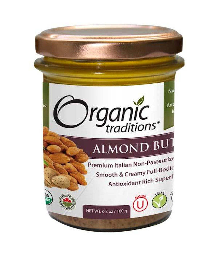 Almond Butter, Roasted