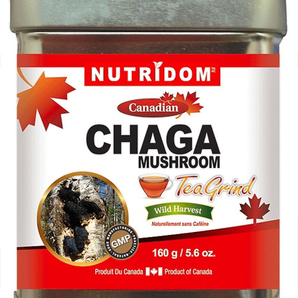 Chaga Mushroom Tea Grind