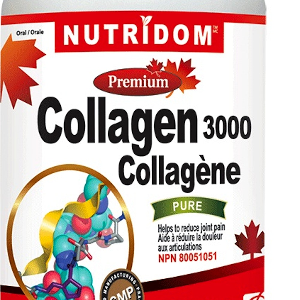 Collagen 3000, 500 mg