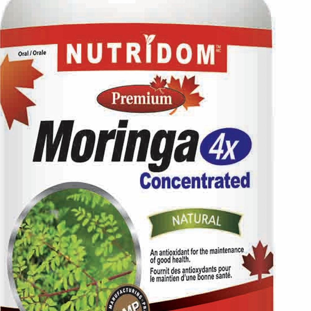 Moringa 4x, 500 mg