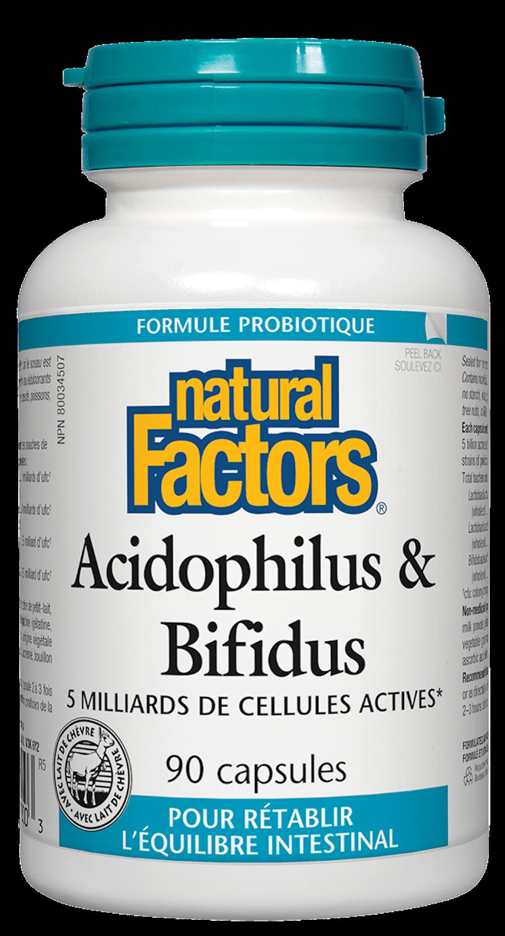 Acidophilus et Bifidus