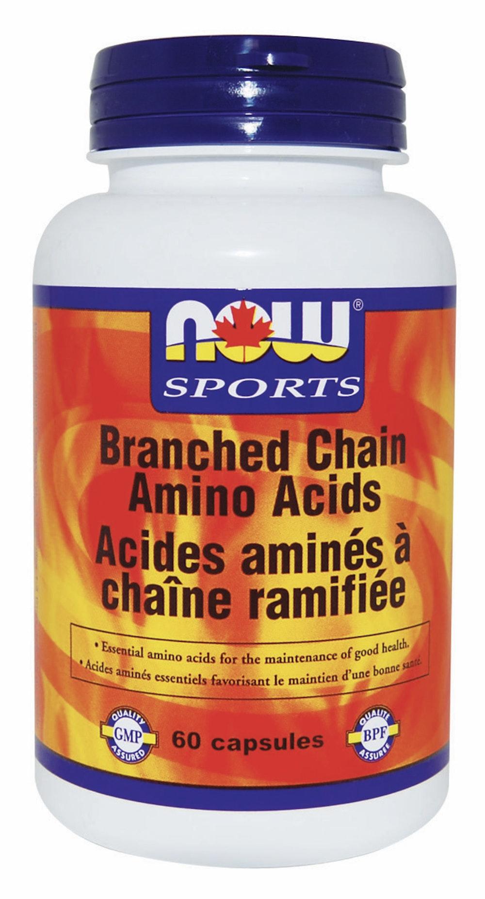Acides aminés à chaîne ramifiée