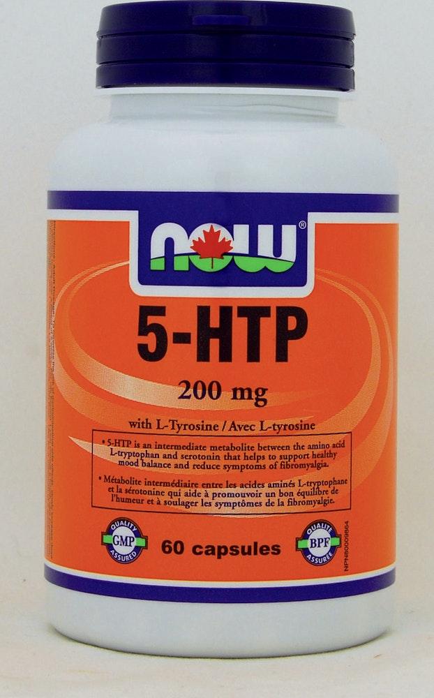 5-HTP 200 mg + Tyrosine