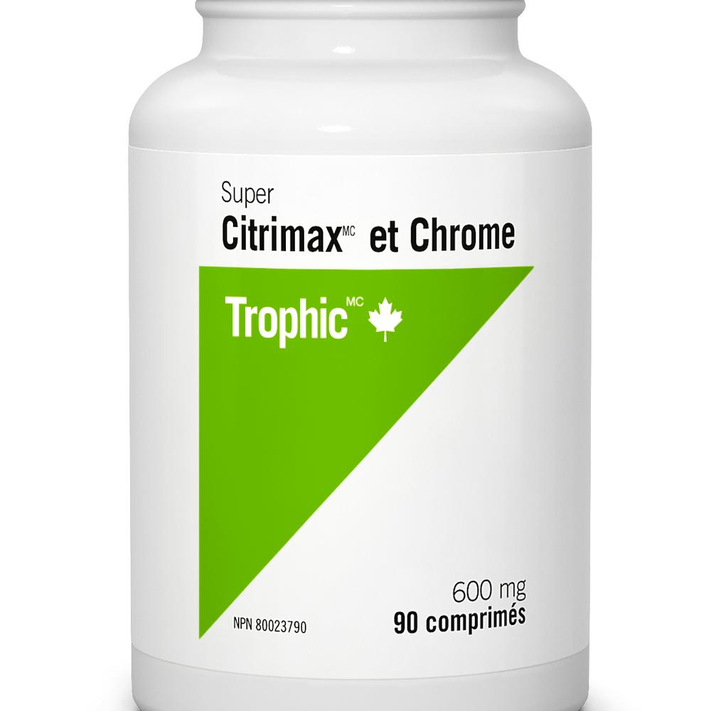 Super Citrimax et chrome - La Parapharmacie