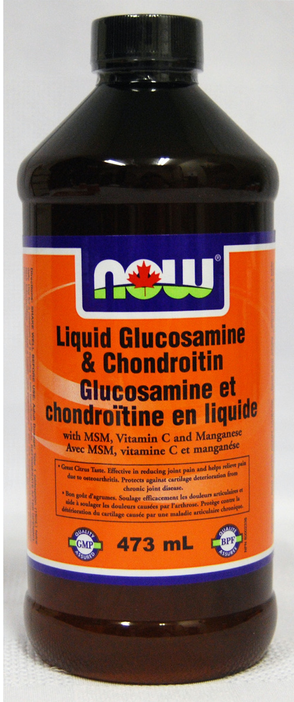 how to take glucosamine with chondroitin