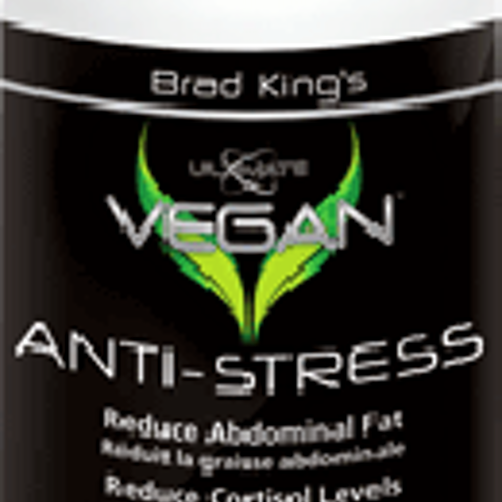 Ultimate Vegan Anti-Stress 240 capsules végétariennes