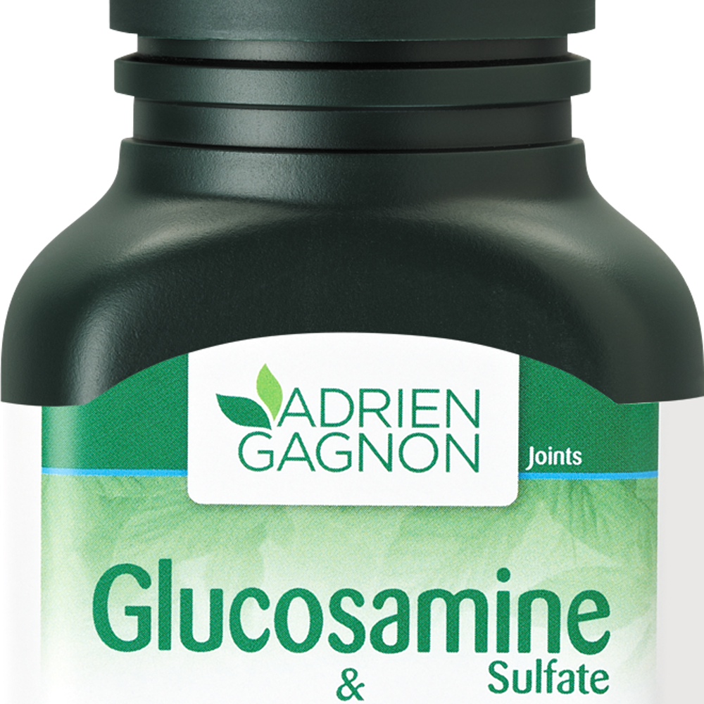 Glucosamine + Choindroïtine