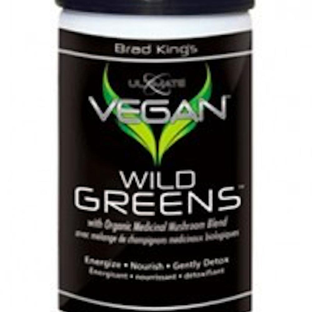 Ultimate Vegan Wild Greens