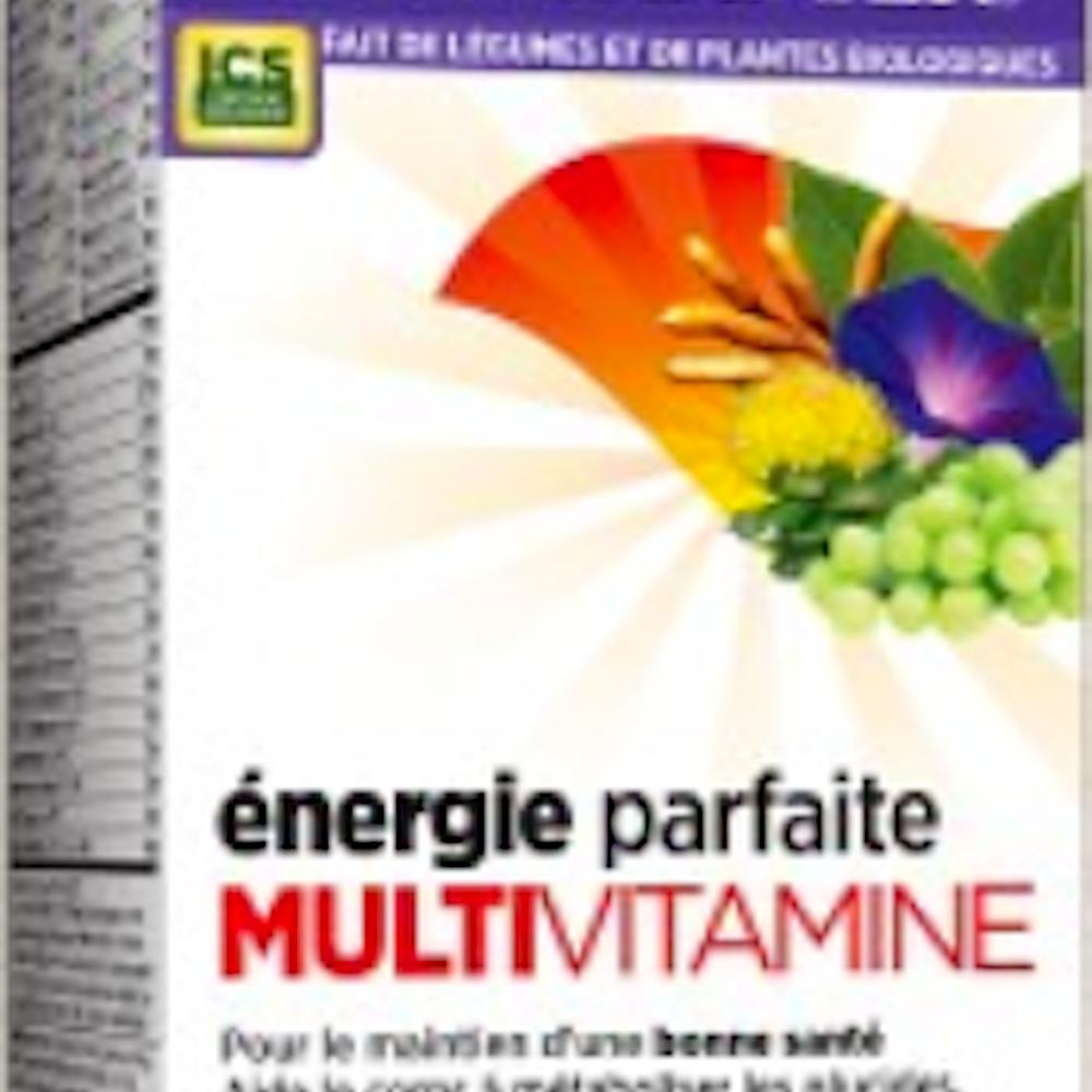 Énergie Parfaite 72 capsules