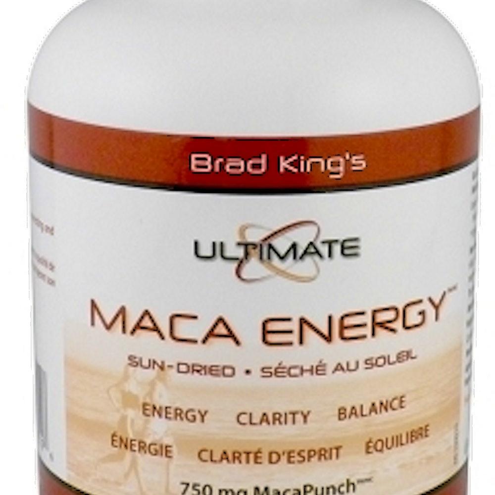 Maca Energy (végétariennes)
