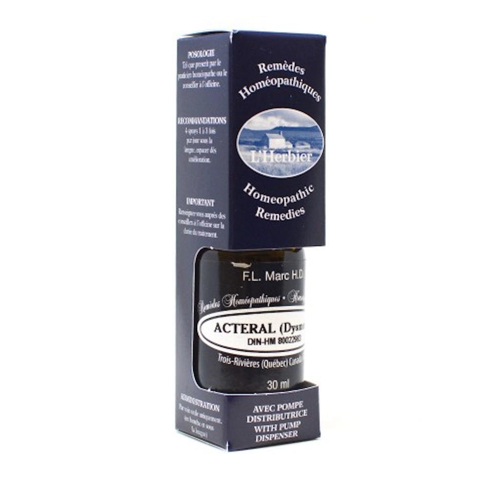 Acteral (Dysmenox)