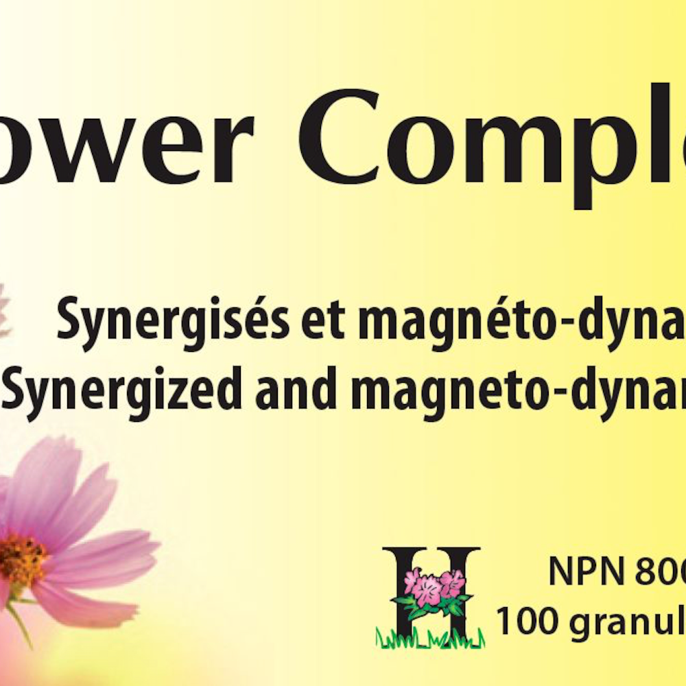 Flower Complex 2 - Indecision