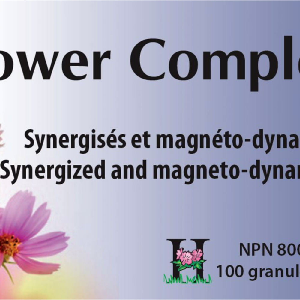 Flower Complex 6 - Anxiety for others