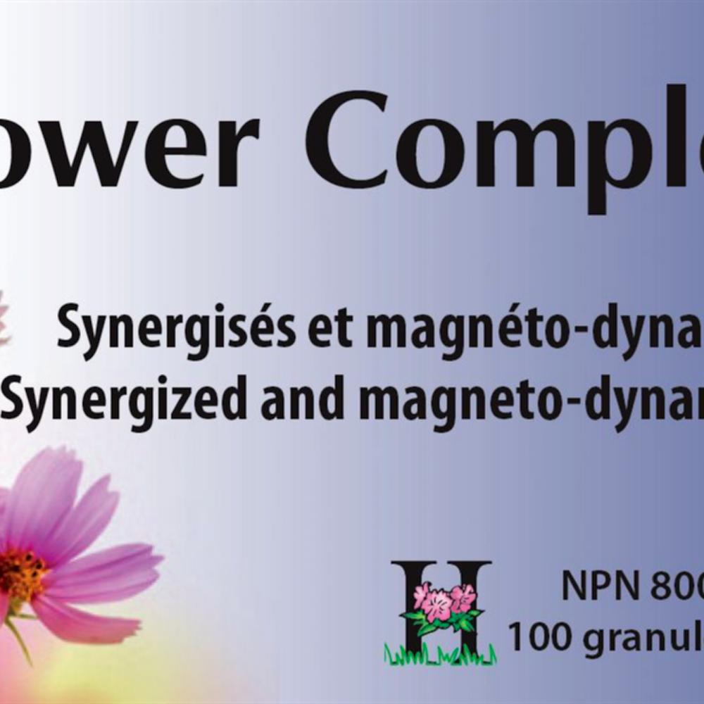 Flower Complex 6 - Inquiétude