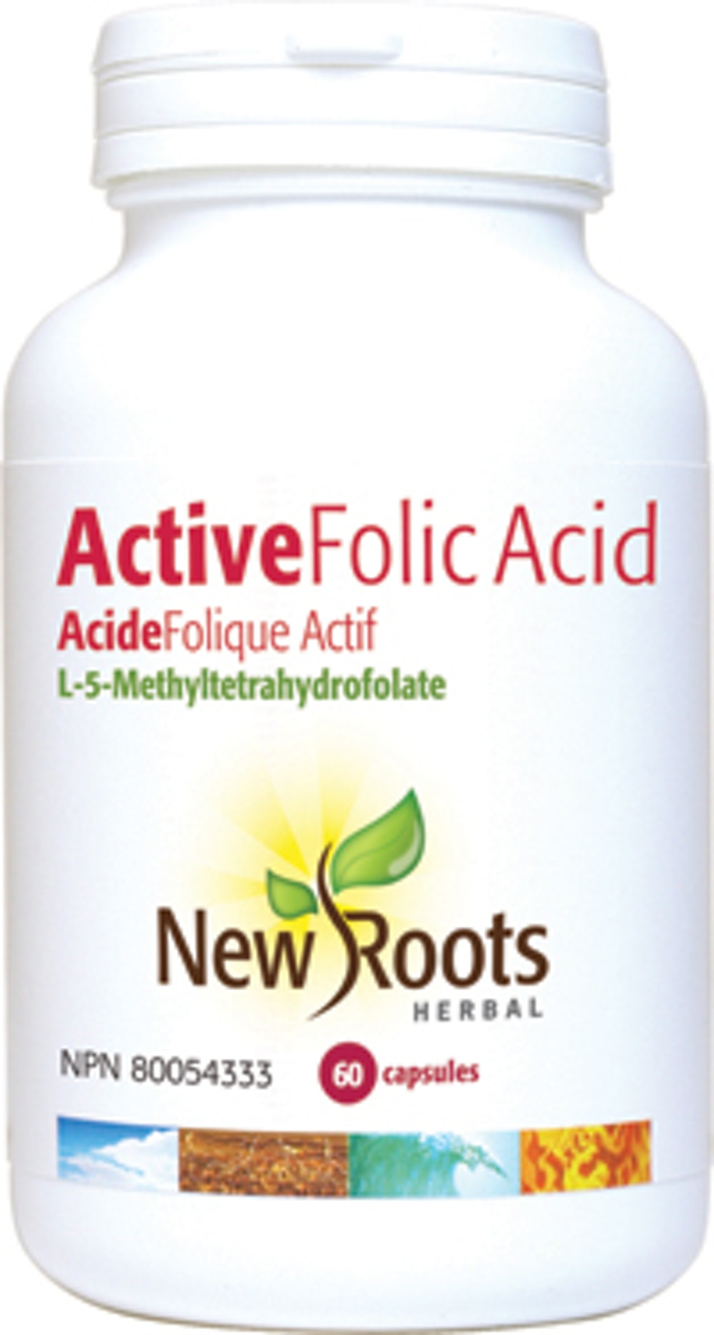 Acide Folique Actif (L-5-Méthyltétrahydrofolate)