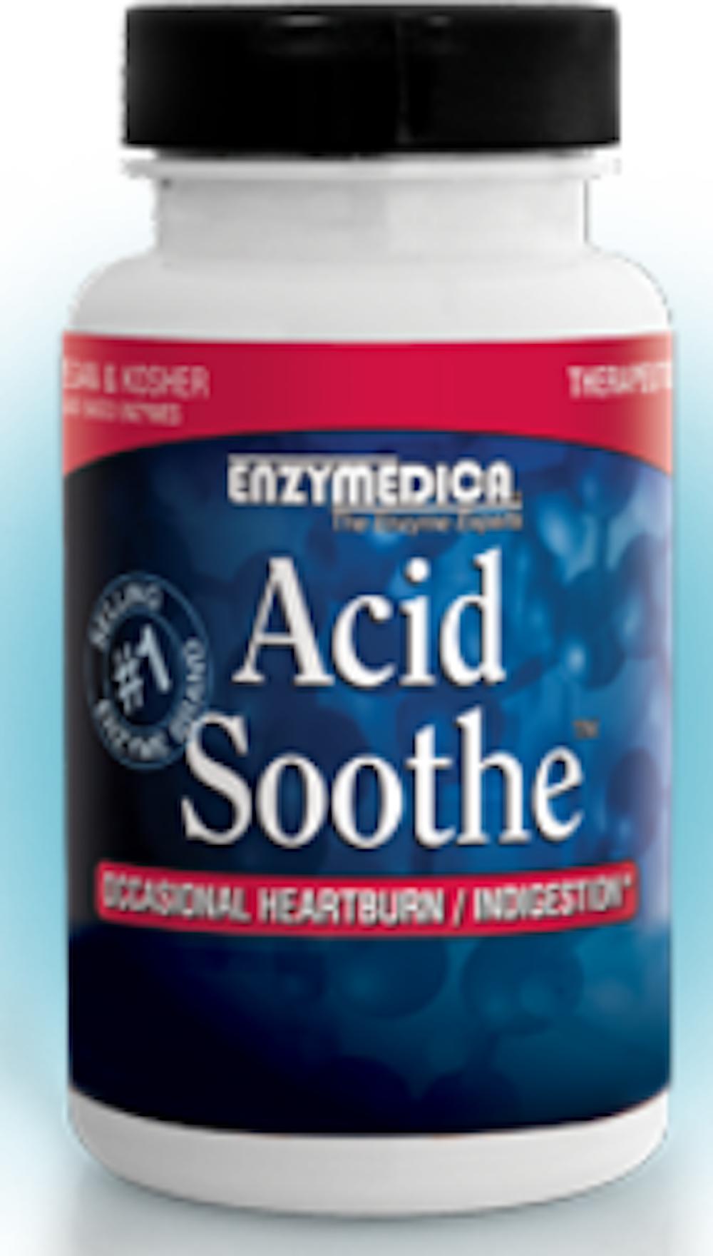 Acid Soothe à mâcher (Menthe et chocolat) - 30 comprimés
