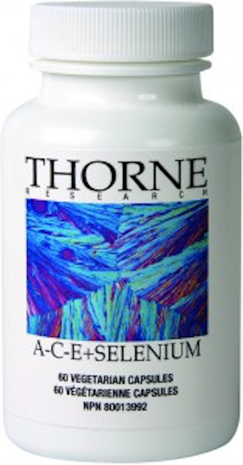A-C-E+Selenium