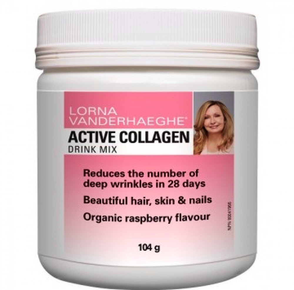 Active collagen drink mix.