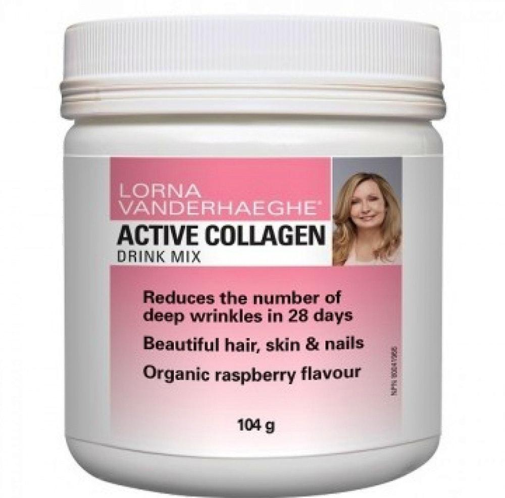 Active collagen drink mix