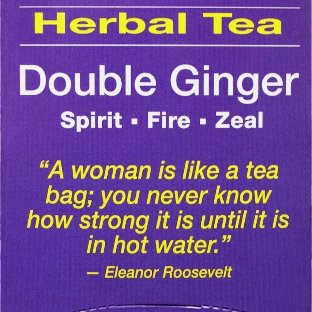 ENERGY-T Sachets de thé