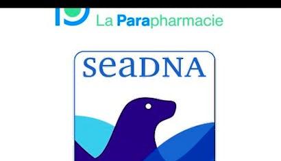 SeaDNA Oméga-3 de loup-marin