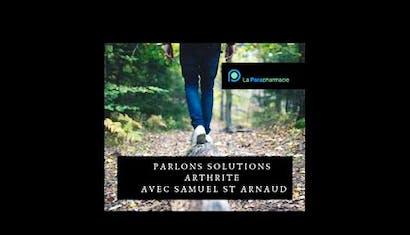 La solution de La Parapharmacie pour l'arthrite - l'arthrose  et les douleurs articulaires